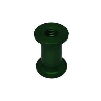 Spacer for lower screw, Green