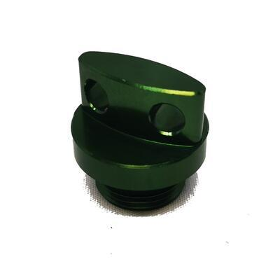 Screw 20x1,5 - Oil spill Green, Green