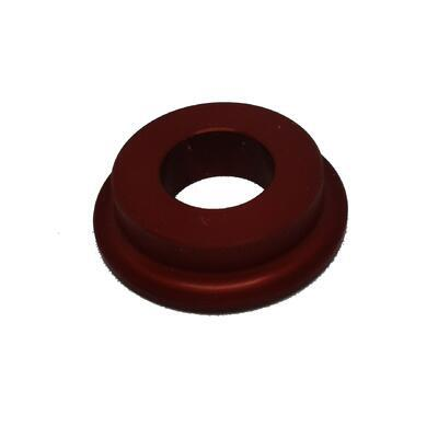 Front wheel outside spacer Red, Red