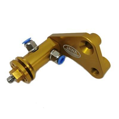 Chain oiler kit complete Gold, Gold
