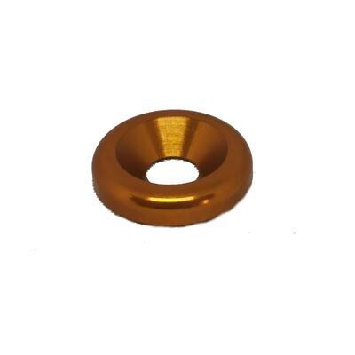 Washer 6 - round - Gold