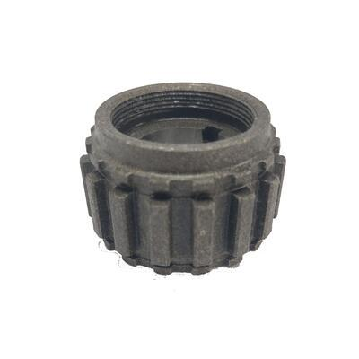 Engine shaft sprocket hub