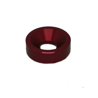 Washer 6 - straight - Red