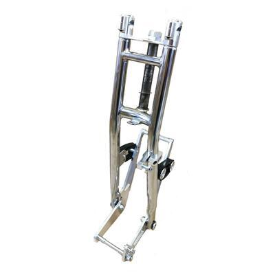 JAWA Front fork 871 Chrome+Silver, Silver