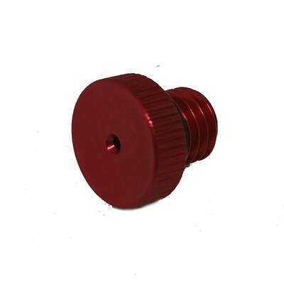 Oil spill Screw 10x12, Red