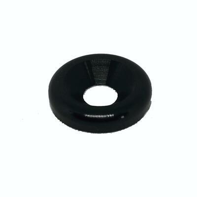 Washer 8 - round - Black