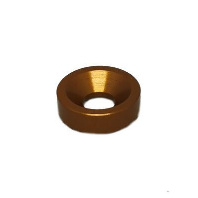 Washer 8 - straight - Gold