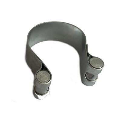 Clamp silencer x exhaust VINTAGE