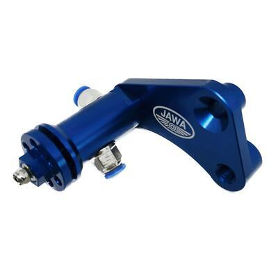 Chain oiler kit complete Blue, Blue