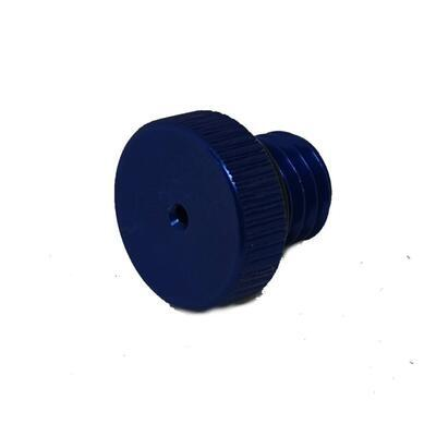 Oil spill Screw 10x12, Blue
