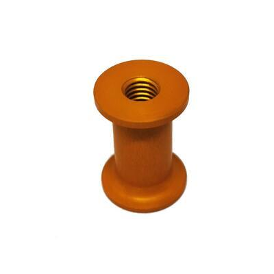 Spacer for lower screw, Gold