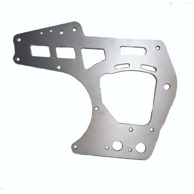 LT Engine plate Left for chain