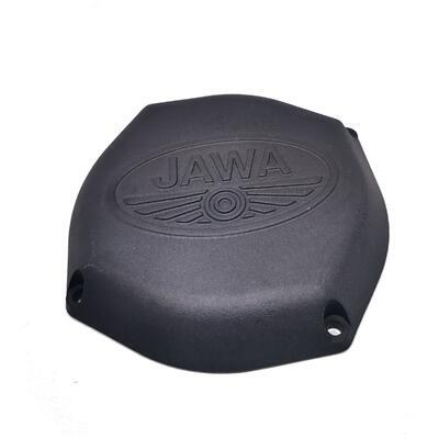 Ignition cover Black