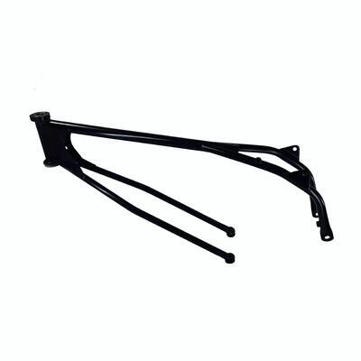 JAWA Middle frame No.1 Black with spacer and bearing , Black - 2