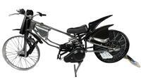 JAWA Motorcycle for LONG TRACK with belt - 2/7