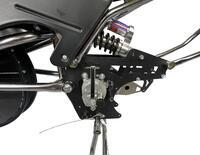 JAWA Motorcycle for LONG TRACK with belt - 5/7