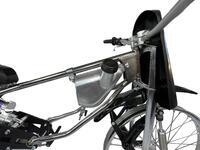 JAWA Motorcycle for LONG TRACK with belt - 7/7
